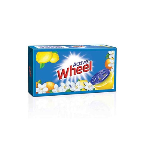 Active Wheel 2 in 1 Soap 125gm - Kirana - Online Shopping Nepal