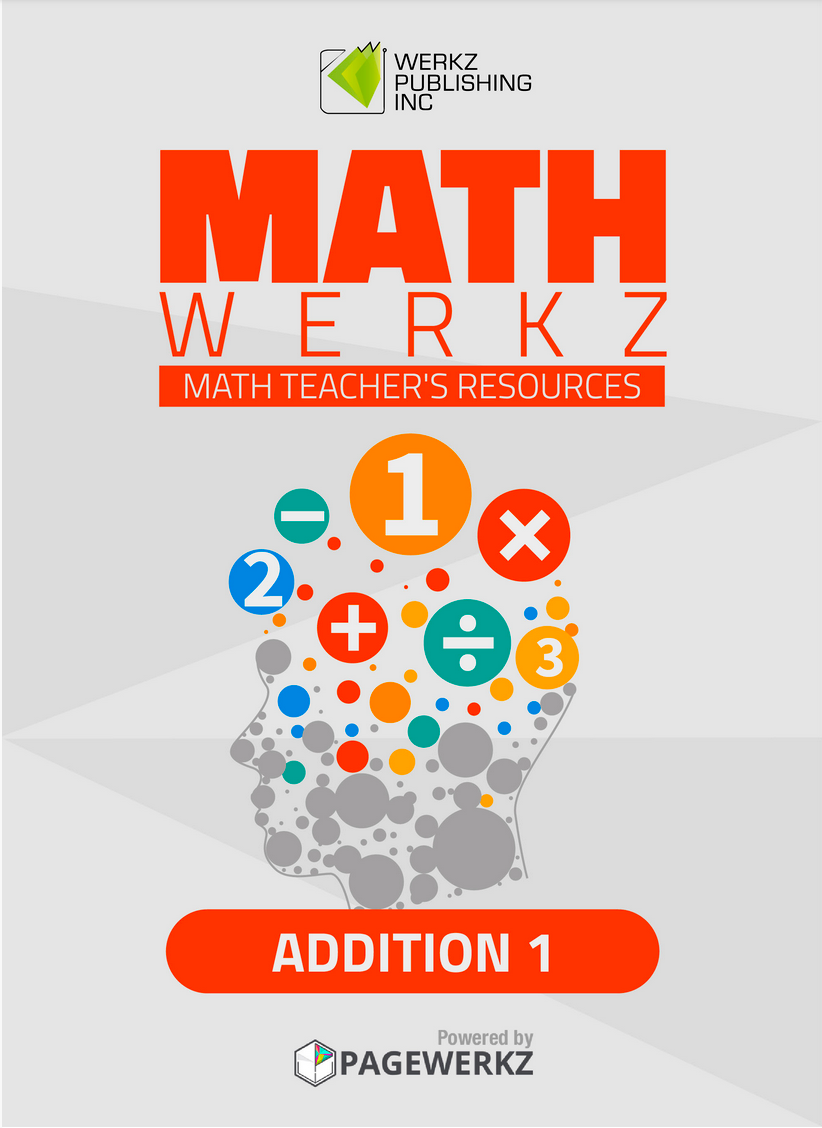 Math Werkz Addition 1