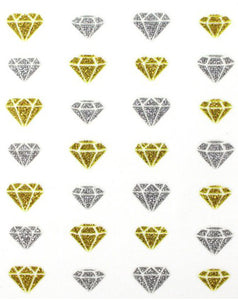 Glitter Collection - Diamonds