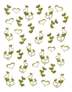 Gold Collection - Hearts