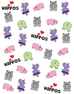 Signature Collection - Hippos