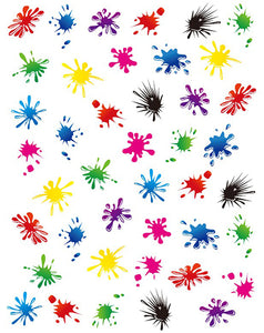 Signature Collection - Paint Splats