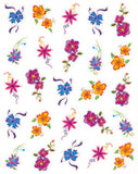 Signature Collection - Pink, Yellow & Blue Flowers