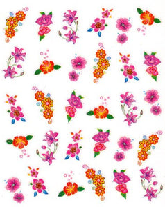 Signature Collection - Pink & Yellow Flowers