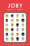 Glitter Collection - Skulls