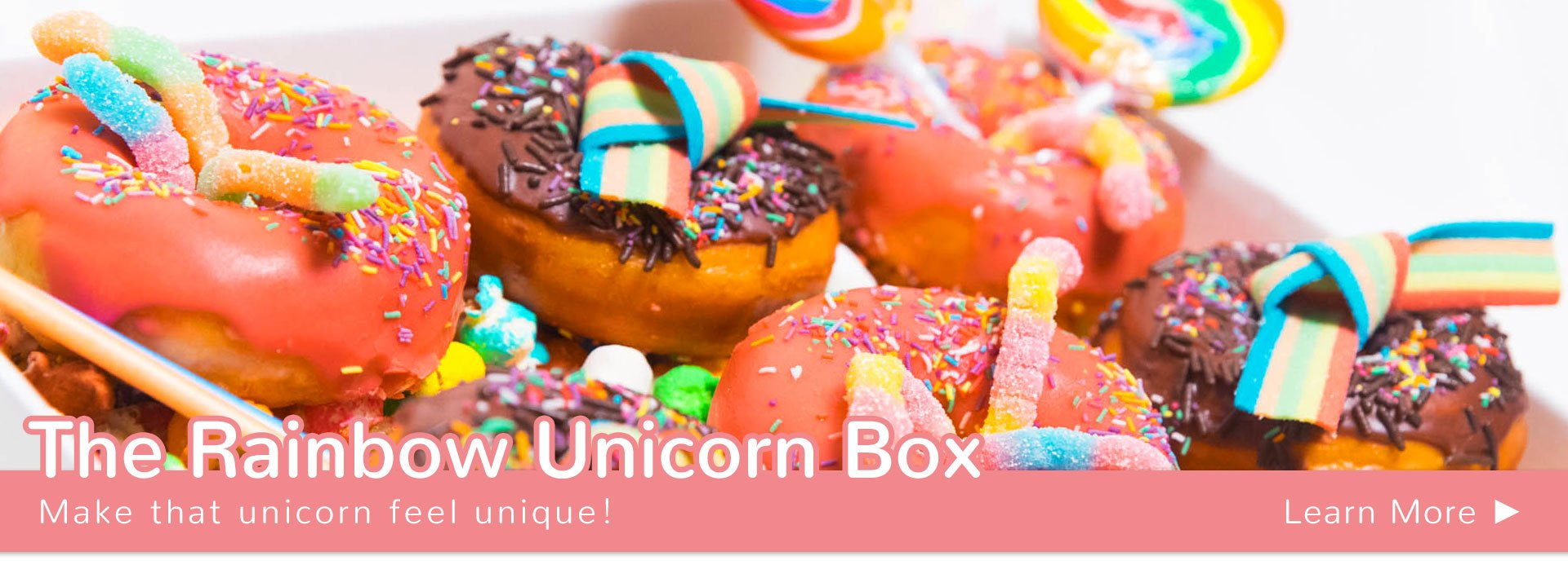 Rainbow Unicorn Box