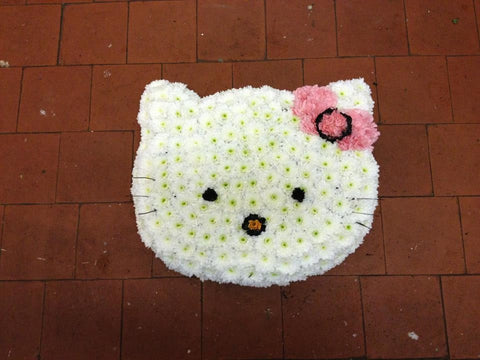 Hello Kitty - Ramsbothams Florists Milton Keynes
