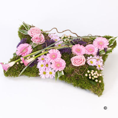 Woodland Pillow - Ramsbothams Florists Milton Keynes