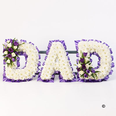 DAD Tribute - Ramsbothams Florists Milton Keynes