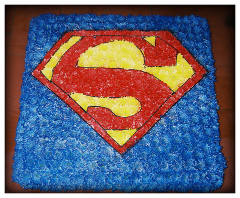 Superman - Ramsbothams Florists Milton Keynes