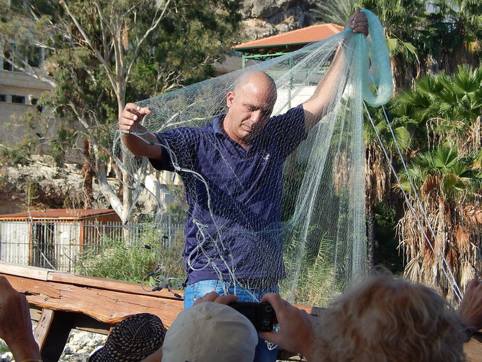 How to take care of your Fish Casting Nets
