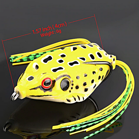 Image of Frog Fishing Lures