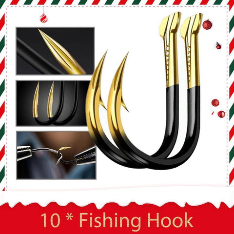 Image of Free Tungsten Alloy Hooks