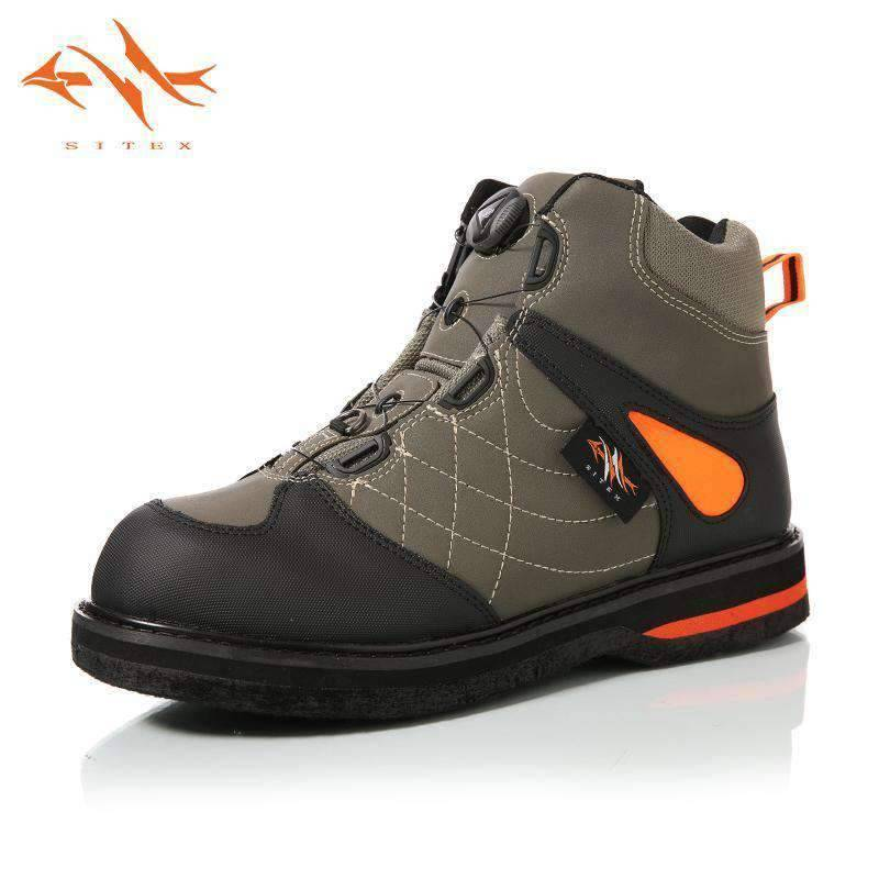 Sitex Men's Fishing Hunting Outdoor Wading Boots