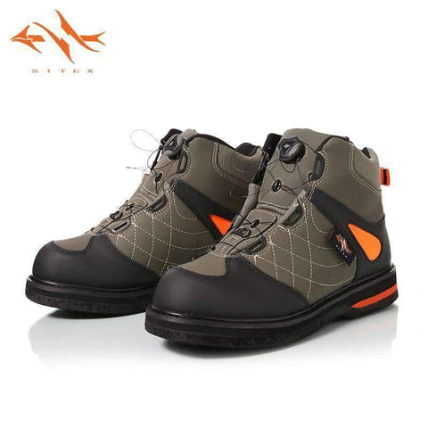 Image of Sitex Men's Fishing Hunting Outdoor Wading Boots