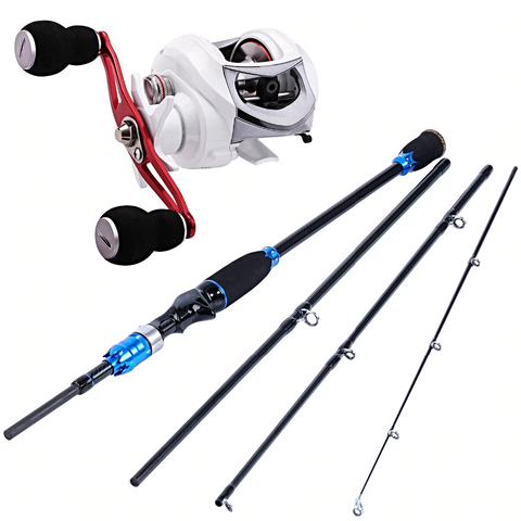 Image of carbon-spinning-rod-and-baitcasting-reel