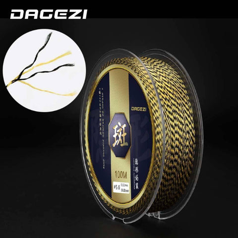 100M 4Strand PE Braided Fishing Line