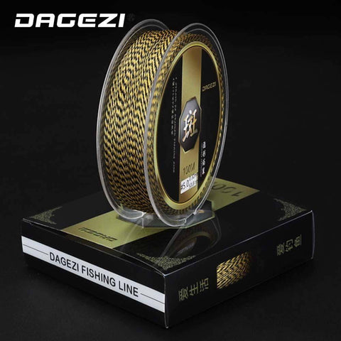 Image of 100M 4Strand PE Braided Fishing Line