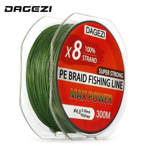 Image of 8 Strand 300m/330YDS Fishing Lines