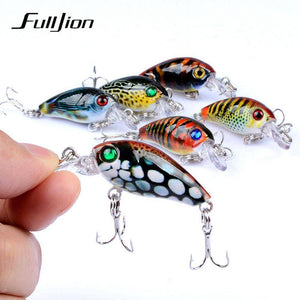 Super Set Crankbait Fishing Lures