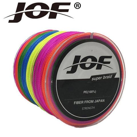 Image of Braided Wire PE Fly Ice Carp Fishing Lines Wire