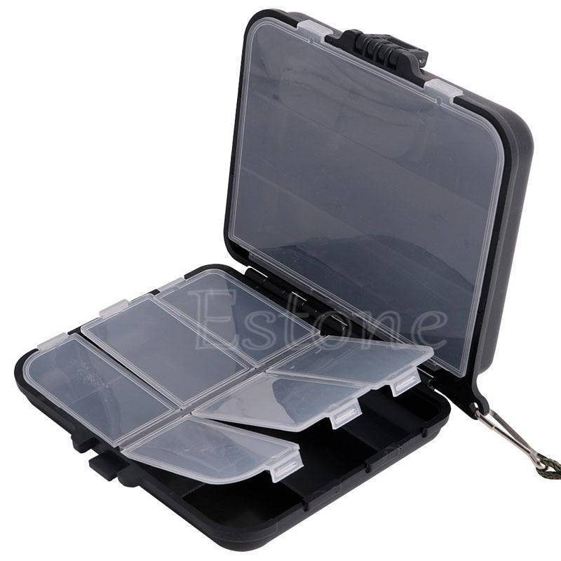 16 Compartments Fishing Case