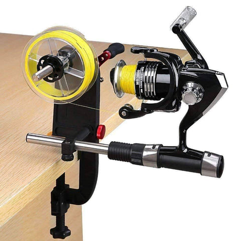 Image of multifunction-baitcasting-reel-spooler-fishtrapp