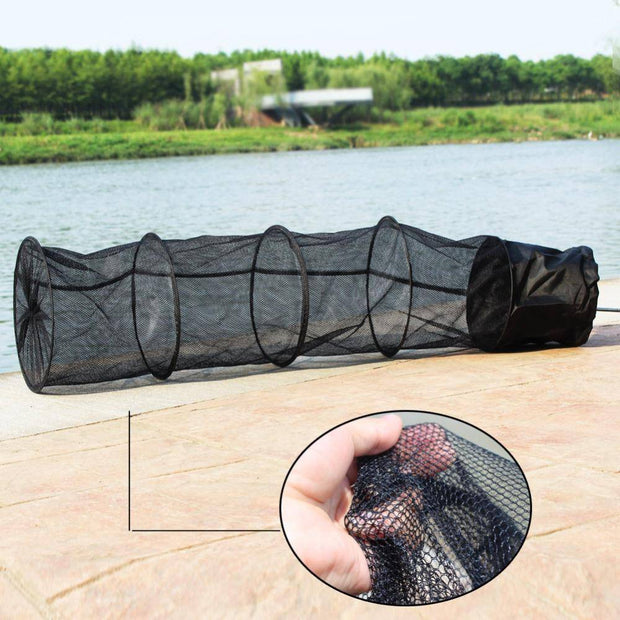 Super Strong 5-Layers Fishing Trap Net