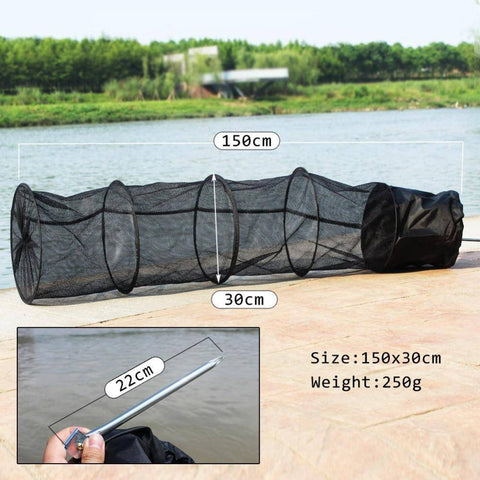 Image of Super Strong 5-Layers Fishing Trap Net
