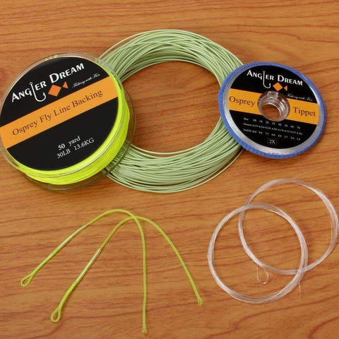 Image of Fly Fishing Line Combo