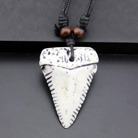 Image of Shark Tooth Necklace