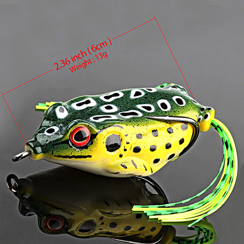 Image of frog-fishing-lures