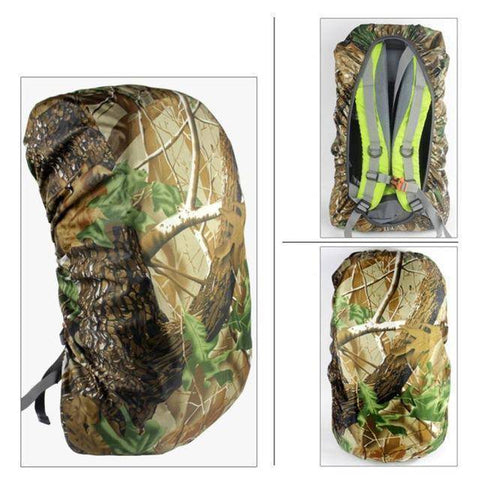 Image of Fish-Trapp Accessories 45L Waterproof Camo Rain Cover