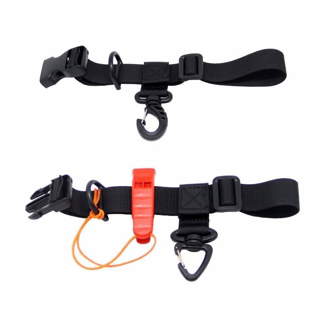 Fish-Trapp Accessories Adjustable Universal Angler Vest Belt
