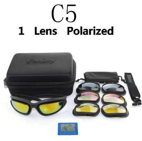 Image of Fish-Trapp Accessories C5   Polarized Polarized Fishing Sunglasses