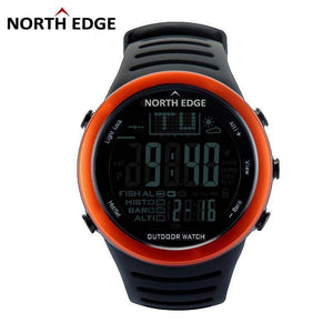 Fish-Trapp Accessories Digital Fishing Outdoor Watch