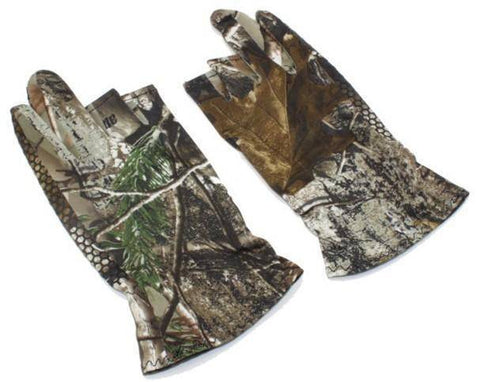 Image of Fish-Trapp Accessories Fingerless Camo Fish Glove