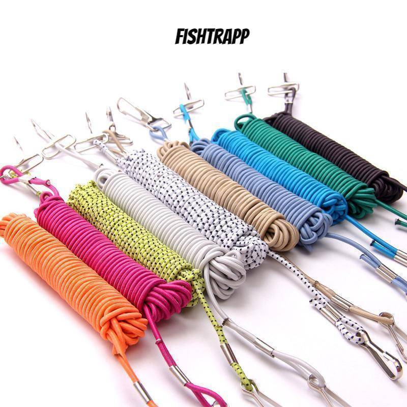 Fish-Trapp Accessories Fishing Rod Retention Rope