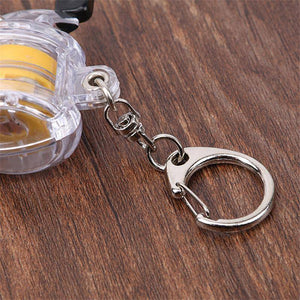 Fish-Trapp Accessories Fly Fish Wheel Key-chain
