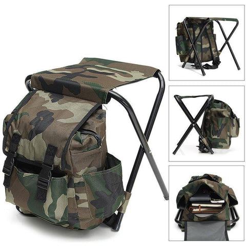Fish-Trapp Accessories Fold-able Fishing Chair