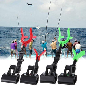 Luminous Fishing Rod Pole Holder