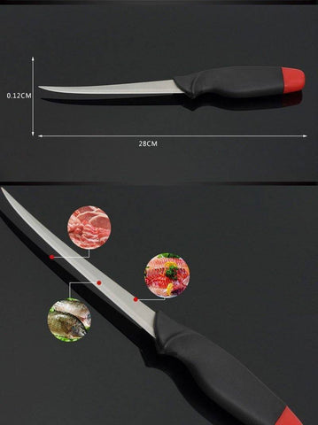 Fish-Trapp Accessories Raw Fish Fillet Knife