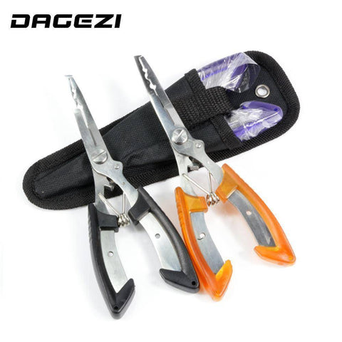 Fish-Trapp Accessories Stainless Steel Fishing Pliers