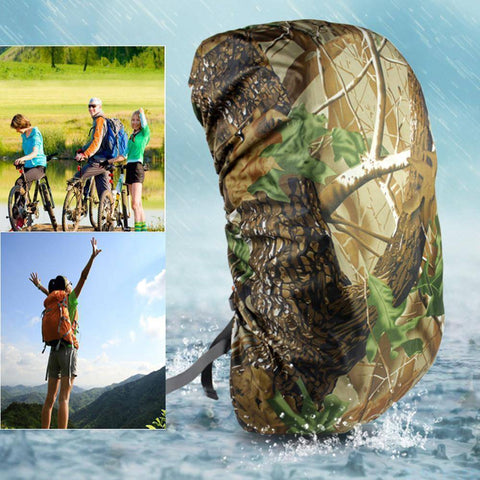 Image of Fish-Trapp Accessories Waterproof Camo Rain Cover