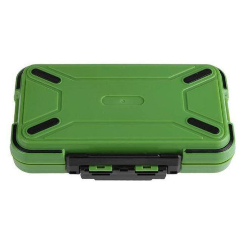 Fish-Trapp Fishing Boxes Green Fishing Tackle Storage Box