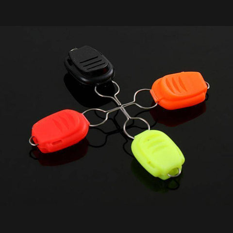 Fish-Trapp Fishing Tackle 10Pcs Bait-casting Reel Line Holder