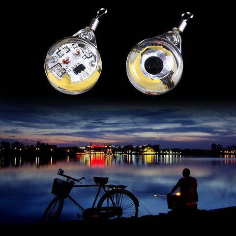 Fish-Trapp Fishing Tackle Underwater Fish Attraction Lamp