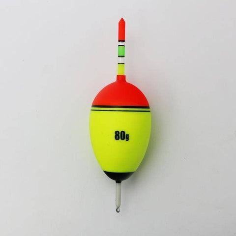 Fish-Trapp Floats 80g Pot-bellied drift EVA floating buoy
