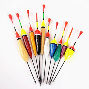 Combo-Mix Size & Color Fishing Floats