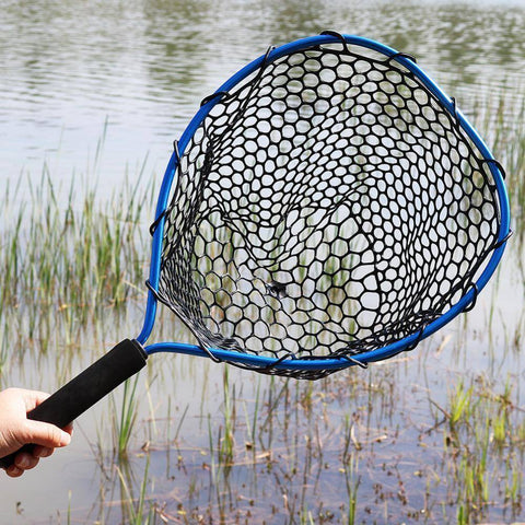Image of Fish-Trapp Landing Nets Foldable Soft Rubber Landing Net